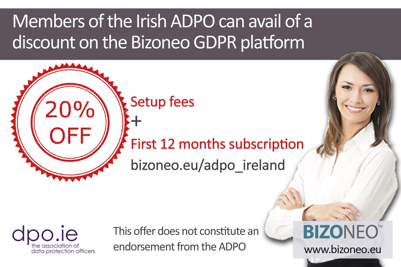 ADPO Ireland offer