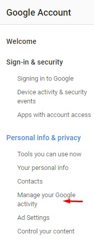 Disable google step 1