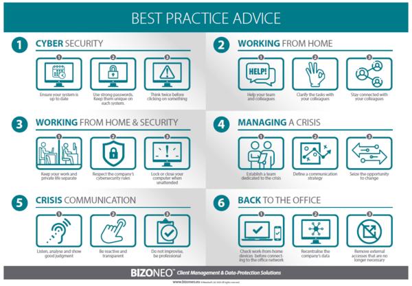 Data Protection Advice Sheets 25 May 2020